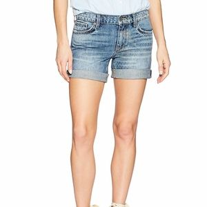 Lucky Brand The Rollup Printed Shorts Little Elm